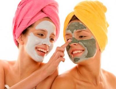 Очищение смешанной кожи лица