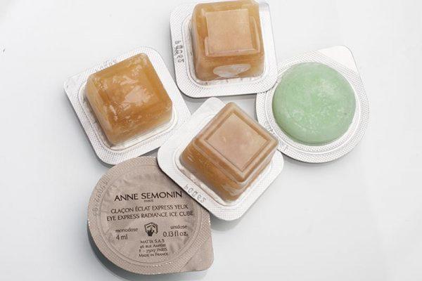 Лед для лица от морщин для омоложения, рецепты, процедуры в домашних условиях