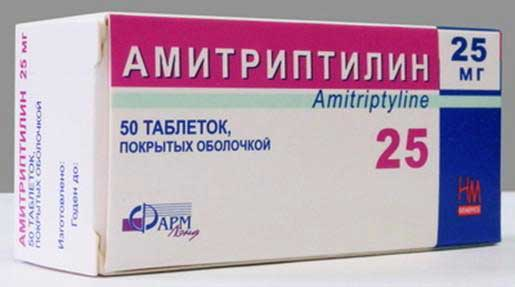 Влияет ли амитриптилин на потенцию