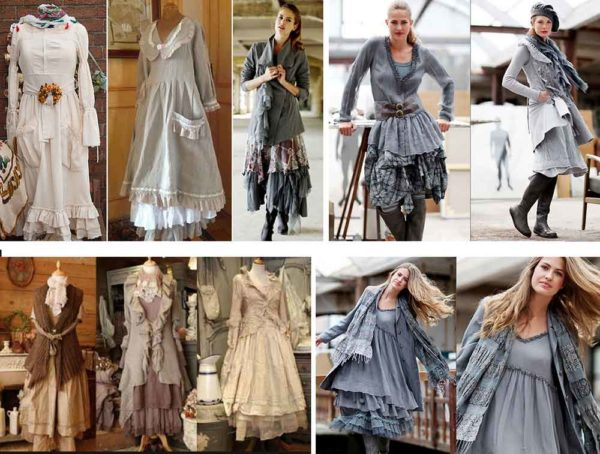 Стиль бохо в одежде, как одеваться стильно в любом возрасте