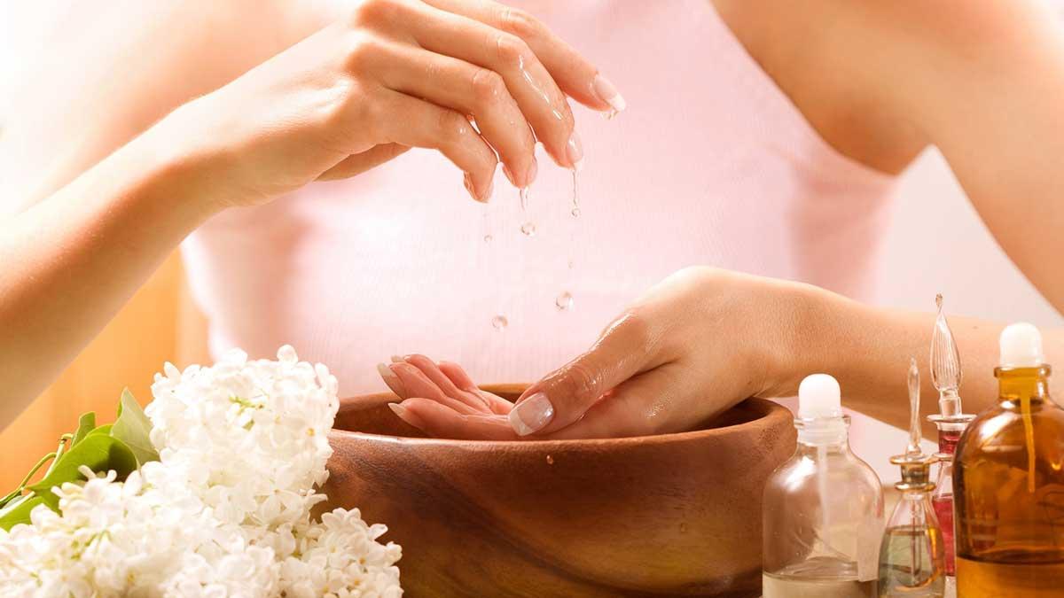 Средства для роста ногтей в домашних условиях: ванночки и маски