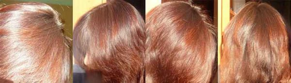 Бесцветная хна для волос от выпадения волос
