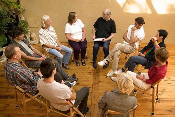 Групповые сеансы психотерапии