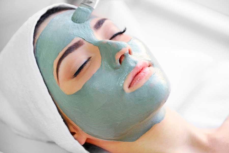 Как смешать альгинатную маску